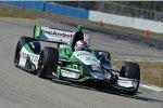 Carlos Munoz (Andretti) kehrt zur Startnummer 26 zurück