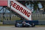 James Hinchcliffe: Erste Ausfahrt im Schmidt-Honda