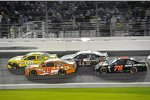 Matt Kenseth (Gibbs), Carl Edwards (Gibbs), Kevin Harvick (Stewart/Haas) und Martin Truex Jun. (Furniture Row)