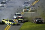 Big One in Runde 45: Paul Menard, Clint Bowyer, Denny Hamlin und Co. in Bedrängnis