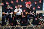 Chip Ganassi Racing: Charlie Kimball, Tony Kanaan und Scott Dixon