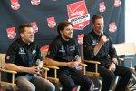 Andretti Autosport: Marco Andretti, Carlos Munoz und Ryan Hunter-Reay