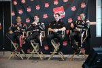 Team Penske: Juan Pablo Montoya, Will Power, Simon Pagenaud und Helio Castroneves