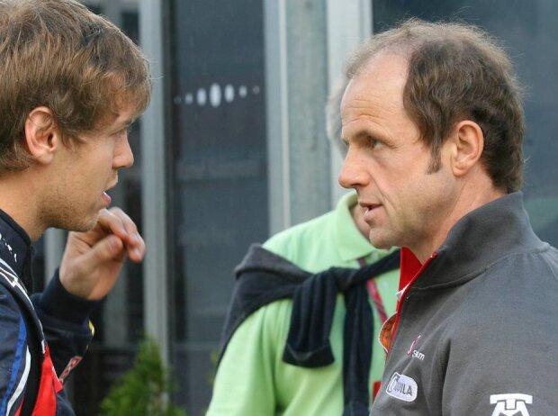 Sebastian Vettel, Josef Leberer