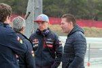 Max und Jos Verstappen (Toro Rosso)