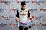 Joey Logano auf der Xfinity-Pole