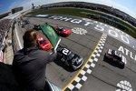 Start zum Xfinity-Rennen von Atlanta