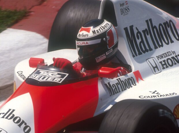 Gerhard Berger Montreal 1990