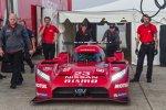 Nissan testet den GT-R LM Nismo in Sebring
