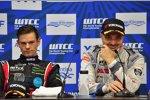 Tom Chilton (ROAL-Chevrolet) und Yvan Muller (Citroen)