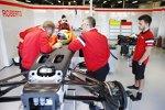 Roberto Merhi und Will Stevens (Manor Marussia)