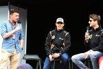 Pastor Maldonado (Lotus) und Romain Grosjean (Lotus)