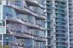 Zuschauer in Miami