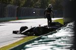 Frühes Aus für Pastor Maldonado (Lotus)