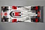 Der neue R18 für die WEC-Saison 2015