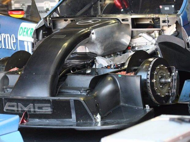 Christian Vietoris, Motor, Engine