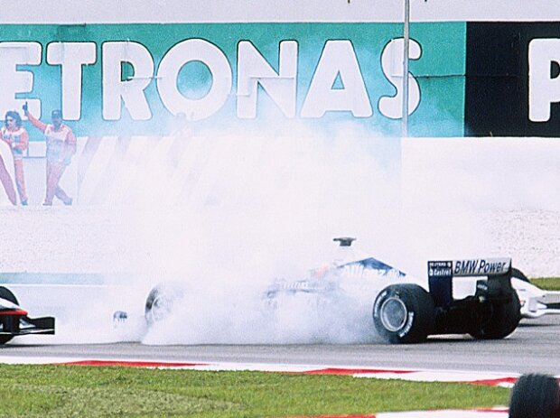 Ralf Schumacher, Rubens Barrichello