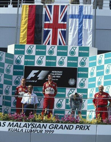 Michael Schumacher Mika Häkkinen Ferrari Scuderia Ferrari F1McLaren McLaren Honda F1 ~Michael Schumacher und Mika Häkkinen ~