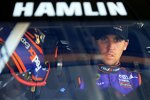 Denny Hamlin (Gibbs) bei seinem Heimrennen