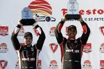 Penske-Doppelerfolg in St. Pete: Juan Pablo Montoya vor Will Power