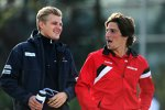 Marcus Ericsson (Sauber) und Roberto Merhi (Manor-Marussia)