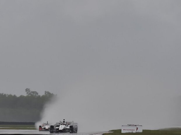 Will Power, Juan Pablo Montoya