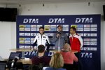Marco Wittmann (RMG-BMW), Christian Vietoris (HWA-Mercedes) und Timo Scheider (Phoenix-Audi)