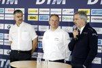 Die Sportchefs von Audi, Mercedes und BMW