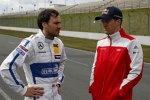 Gary Paffett (ART-Mercedes) und Mattias Ekström (Abt-Audi-Sportsline)