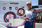 Pole-Award für Helio Castroneves