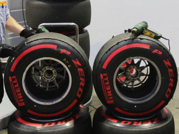 Supersoft-Reifen