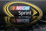 Sprint-Cup-Logo im Regen