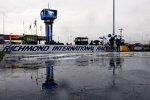 Regen in Richmond