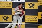 Edoardo Mortara (Abt-Audi) und Mattias Ekström (Abt-Audi-Sportsline)