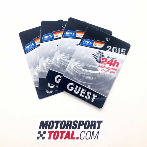 ~smg-Tickets für das 24-Stunden-Rennen auf dem Nürburgring~