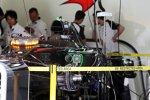 Neue McLaren-Lackierung