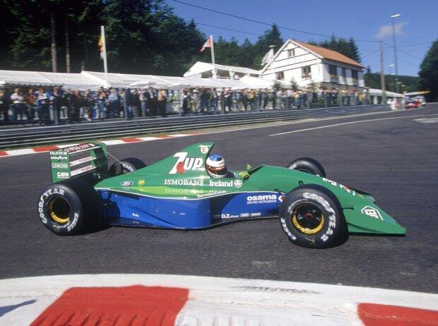 Michael Schumacher, Joradn, 1991