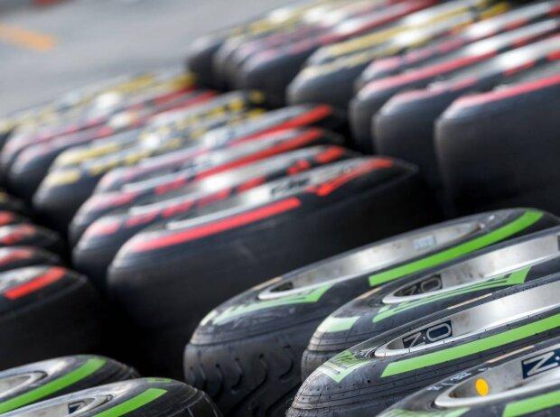 Pirelli Slicks Tyres