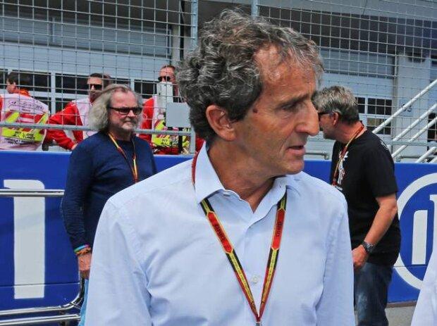 Alain Prost, Bernie Ecclestone