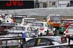Startphase am Nürburgring