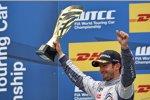 Jose-Maria Lopez (Citroen), der erste WTCC-Sieger auf der Nordschleife