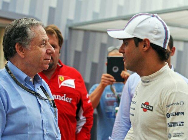 Jean Todt, Felipe Massa