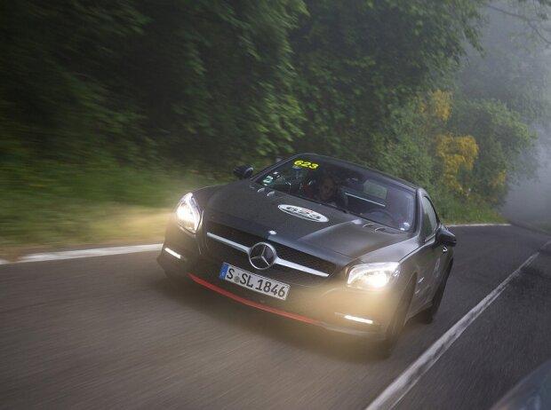 Mercedes-Benz SL 500 Mille Miglia 417