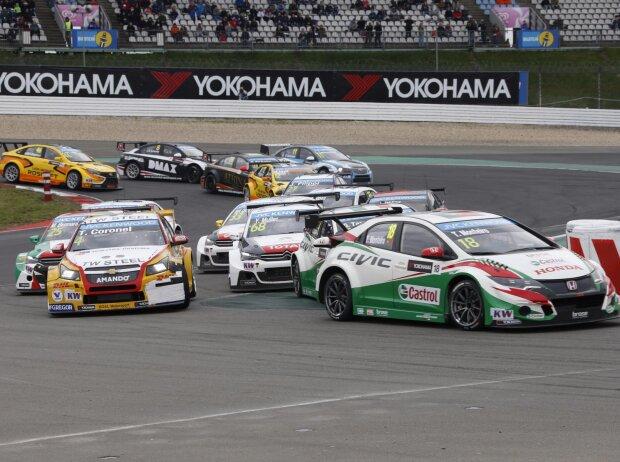 Tiago Monteiro, Start am Nürburgring 2015