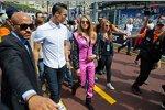 Cristiano Ronaldo und Model Cara Delevingne