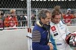 Jarno Trulli (Trulli) und Alain Prost