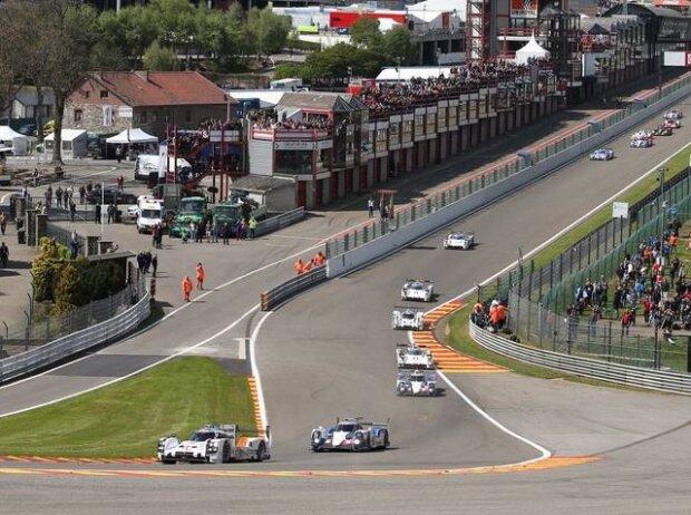 Wec Gegen Formel 1 In Spa Der Renntempo Vergleich