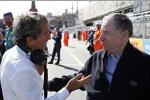 Alain Prost und Jean Todt