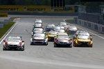 Tiago Monteiro (Honda) gewinnt den Start im zweiten Rennen