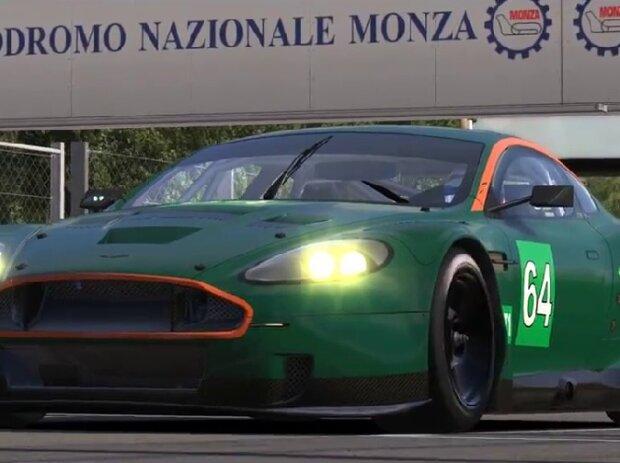 iRacing: Aston Martin DB9 GT1 und neues Reifenmodell